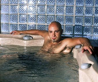 David Draiman Hot | Photo of David DRAIMAN and DISTURBED; Posed portrait of David Draiman ...