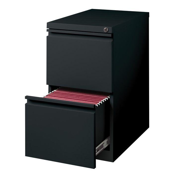 2-Drawer Mobile Pedestal & Reviews | AllModern