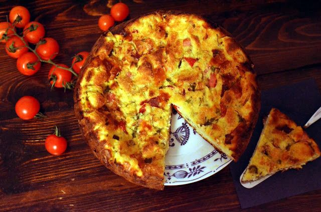Frământări la cuptor: Budinca din paine (aperitiv)