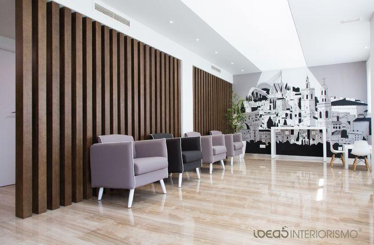Centro Odontológico Valenciano | DISEÑO: IDEAS INTERIORISMO Decoración de interiores en Valencia. FOTOGRAFÍA: Edie Andreu