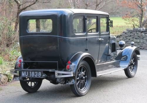 1930 Morris Cowley Four Door Saloon