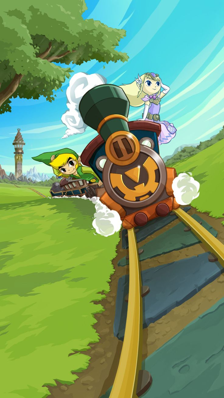 Legend of Zelda Ocarina of Time Mobile Phone Wallpapers