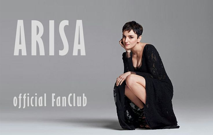 Benvenuti! ‹ ARISA Official FanClub