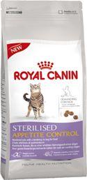 Royal Canin Sterilised Appetite Control kissanraksut