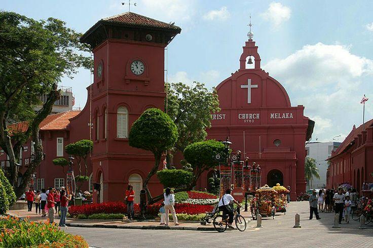 멜라카, 말레이시아
