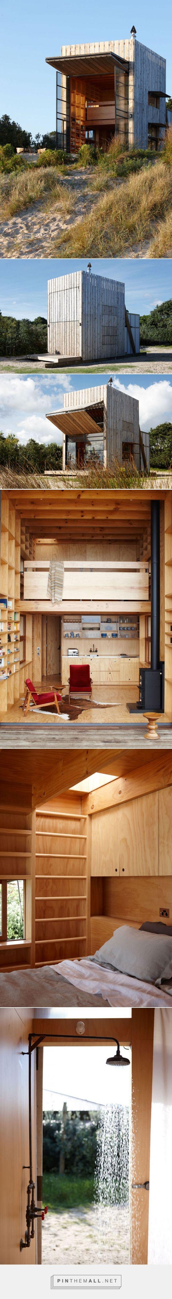 Crosson Clarke Carnachan's Whangapoua House - created via https://pinthemall.net