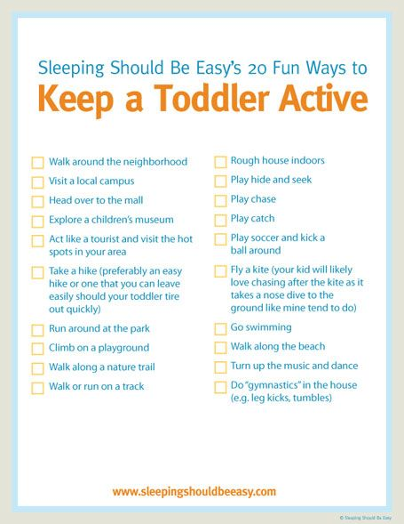 Physical Activities for 3 Year Olds — Perfect for Indoors or Out!