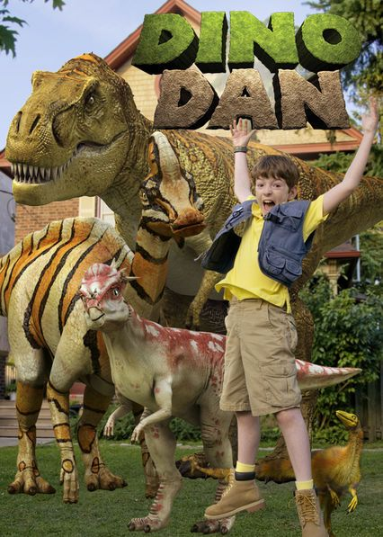Dino Dan - Young paleontologist-in-training Dan Henderson travels through time to a prehistoric land, where giant reptiles roam and rule the earth.