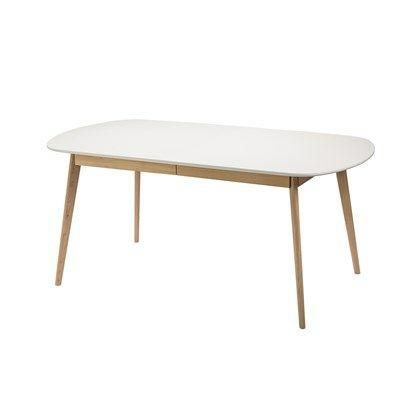 Bloom spisebord med udtræk L 175-215 X B 90 cm
