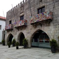Viana do Castelo in the Praça da Republica...  Alzira D. Member Profile -- National Geographic Your Shot