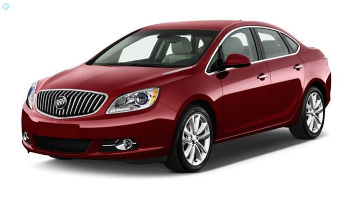 2013 And 2014 Buick Verano Turbo Drive Review