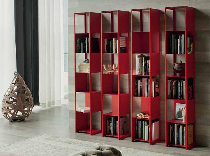 Joker Modern Bookcase by Cattelan Italia - $725.00