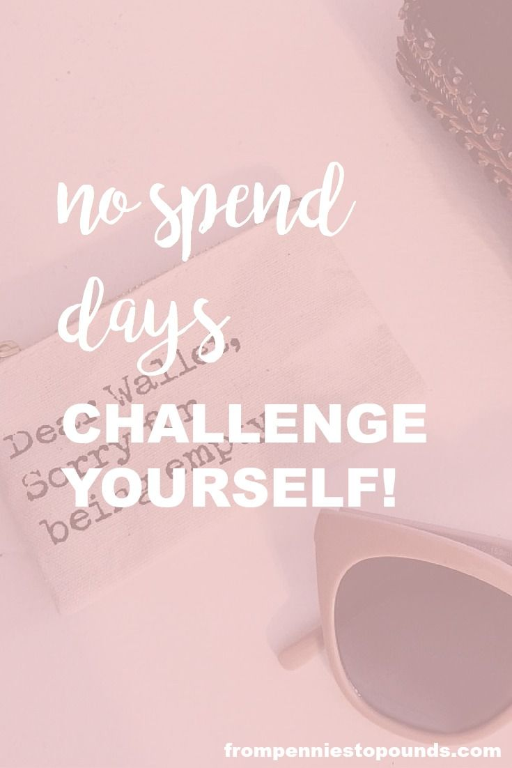 Could you do it? No spend days - I challenge you! If you are drowning in debt and feeling stressed about money, having a no spend day can be the first step in tackling it. http://www.frompenniestopounds.com/no-spend-days/ Budgeting Tips   Save   Finance   Credit Card Debt   Financial Resources   Save more   Budget Help   Mum life   Frugal living   Debt Free Living   Money Management   Saving Tips