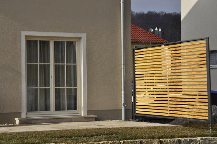 best 25 sichtschutzzaun g nstig ideas on pinterest. Black Bedroom Furniture Sets. Home Design Ideas