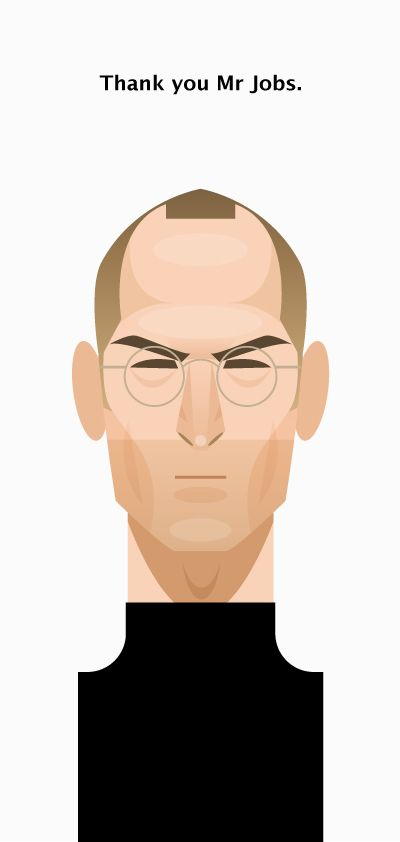 Steve Jobs by Stanley Chow