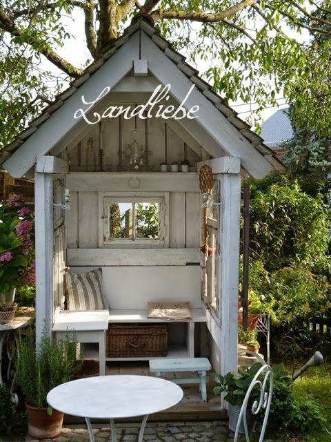 L A N D L I E B E-Cottage-Garden: Herbstzeit