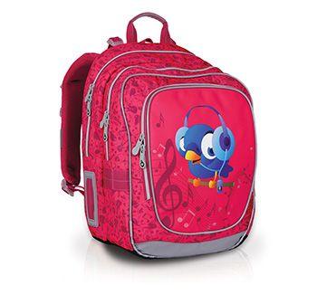 Iskolatáska CHI 739 H - Pink