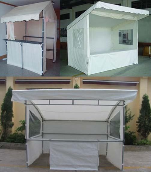 Stalls suitable for:  - open air markets  - church sales  - fairs and fetes
