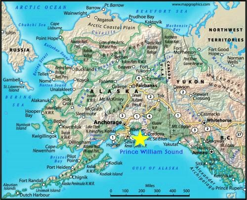 Best Alaska Images On Pinterest Alaska Travel Alaska And - Alaska usa map