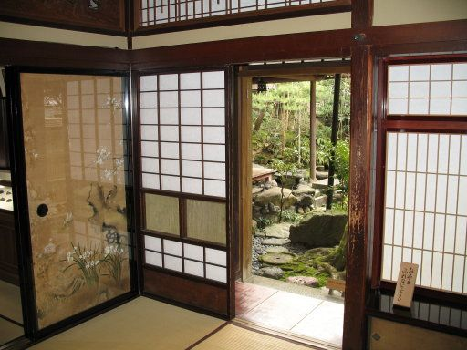 The 23 best Japanese sliding doors / gold screens images on ...