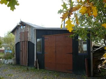 Commerical / Residential Buildings For Sale Trademe New Zealand Property ID  BUC779  (Back Shed)