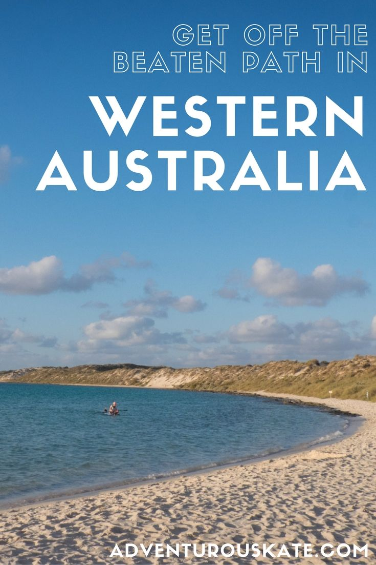 """What struck me first about Western Australia was just how sparsely populated it was. I would follow our route on Google Maps for hours and think, """"Okay, we'"""