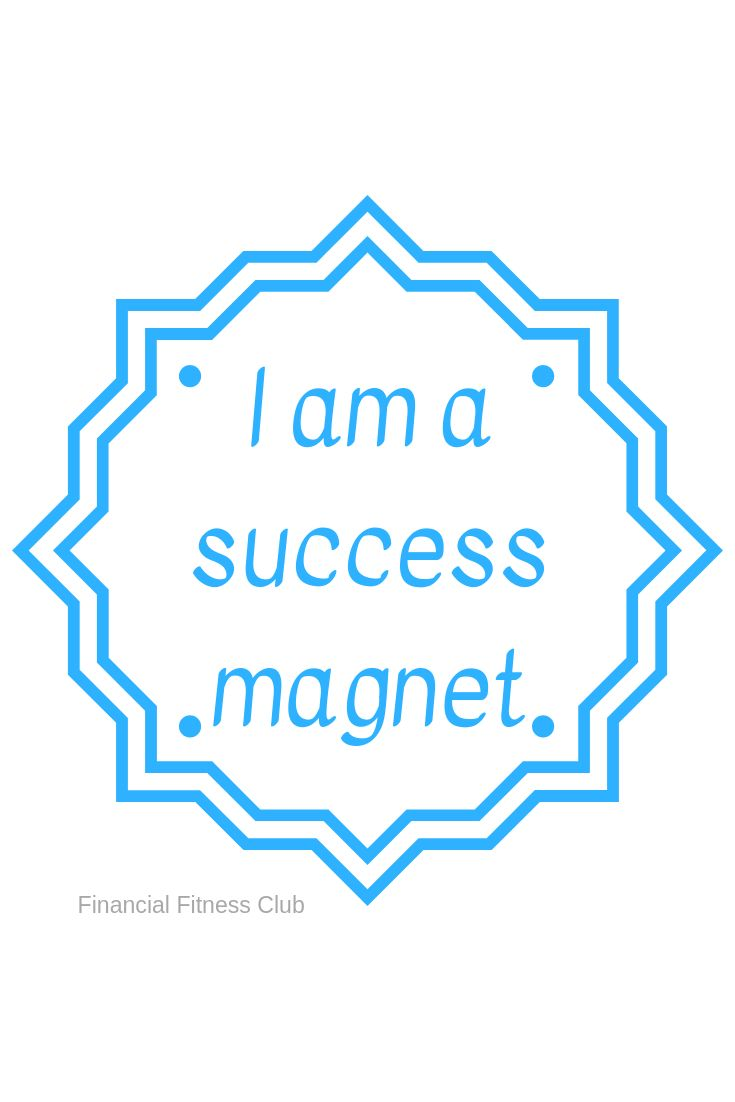 I am a success magnet – Business Affirmation Coffee Mug | Tea Cup | Inspirational Mug | Quotes Mug | Law of Attraction