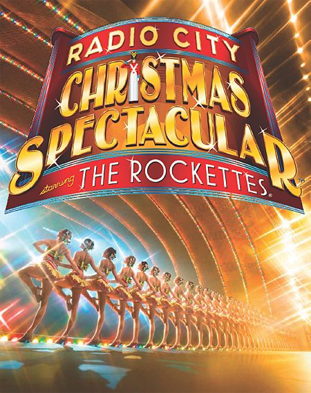 The Rockettes - Radio City Christmas Spectacular- 26th of December!!!!!!!!!!