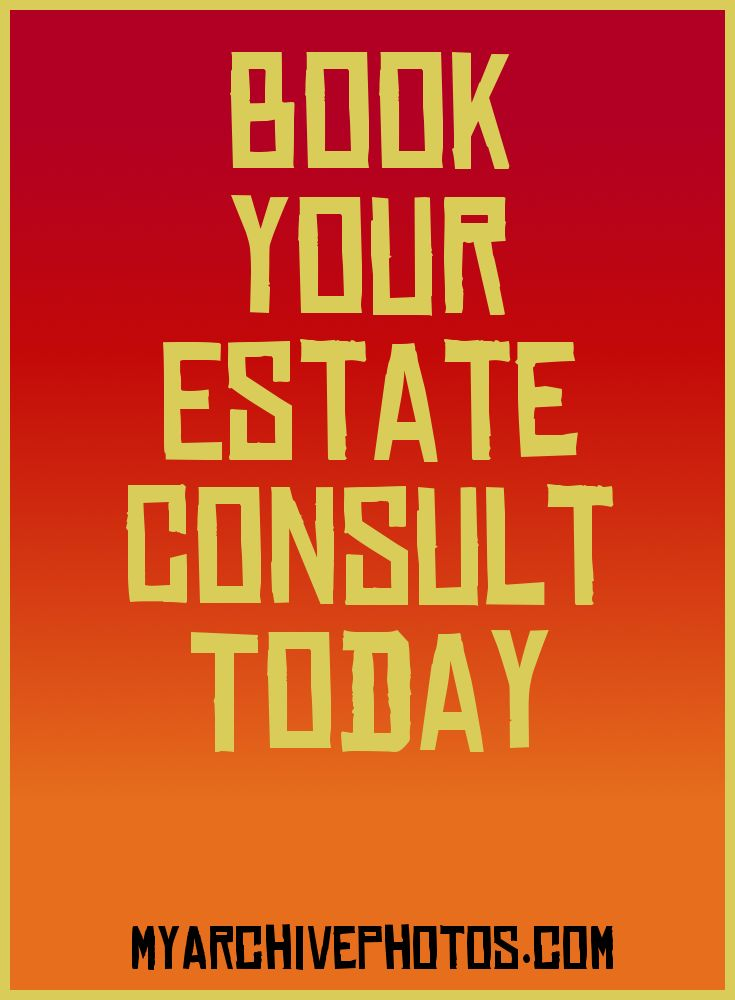 Book your digital estate consultation today and secure your memories for all time.
