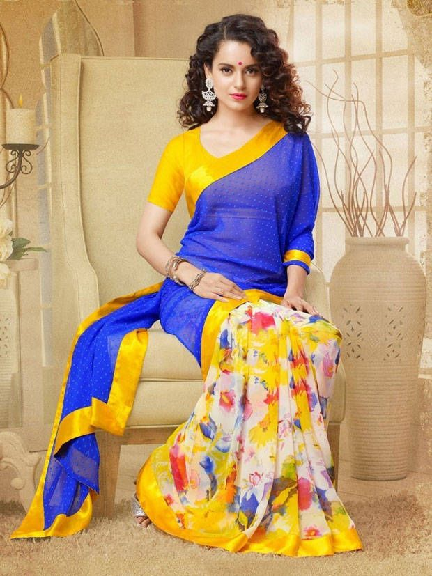 5 Top Bollywood Actresses seen in Saree which is looking cute