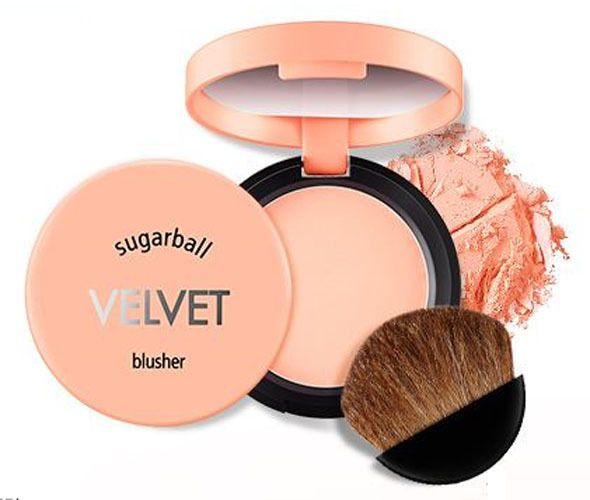 Amore Pacific ARITAUM Sugarball Velvet Blusher 8g, Soft-tinted Powder #ARITAUM