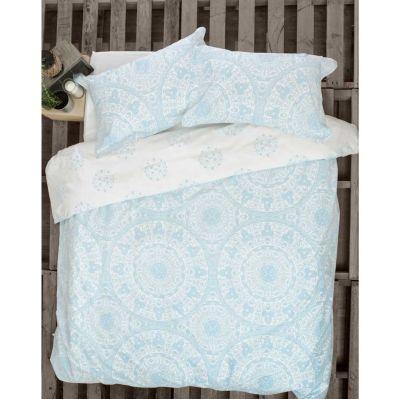 Marella Blue - Ardor - Quilt Cover Set - Love Mum