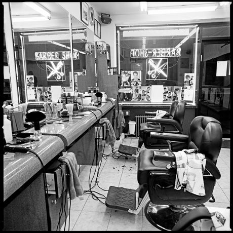 barber shop nyc
