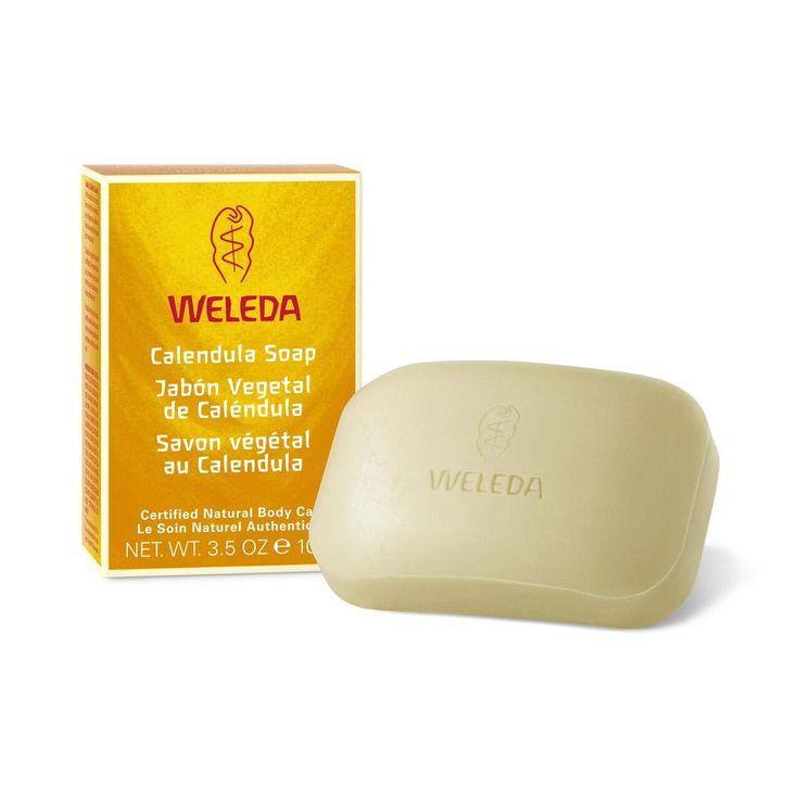 Jabón vegetal de Caléndula Weleda, 100gr. Sólo 4,95€. Entra Ahora y Descúbrelo.