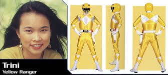 Resultado de imagen para yellow power ranger mighty morphin