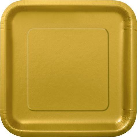 b946eebe6054d346060eaf1f3ec72a69--gold-dessert-dessert-plates.jpg & 54 best Single Colour Paper Party-ware images on Pinterest | Color ...