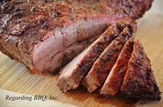 This is the smoker version of a traditional Santa Maria Tri-Tip or Santa Maria Barbecue. Usually this Tri Tip Roast is cooked over a live fire on a grill but works great for the smoker.