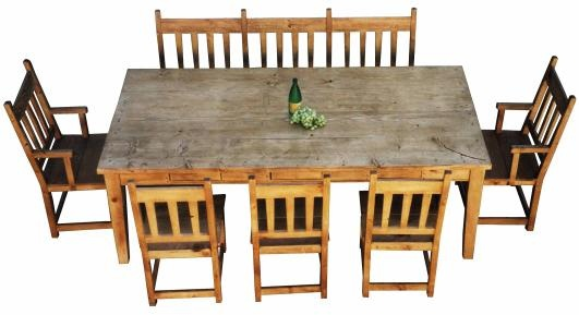 Dining Room Table via Shilo Living (18 E Broadway)