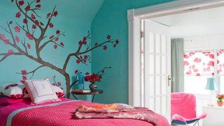 Teenage Bedroom Color Scheme Ideas