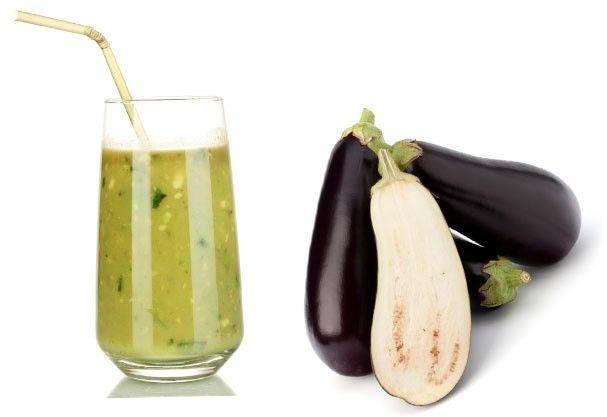 Sem cara feia: suco de berinjela para detonar gordurinhas extras!
