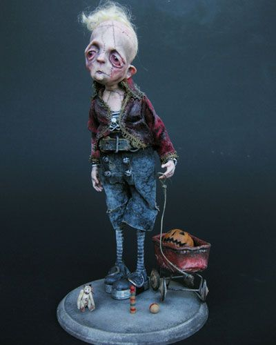 Julien Martinez - Artist Dolls