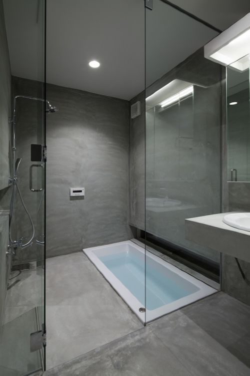 124 besten Bad Bilder auf Pinterest Badezimmer, Innenarchitektur - badezimmer japanischer stil