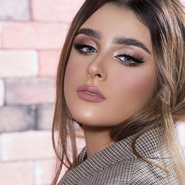 Image May Contain 1 Person Closeup Beauty Face Face Makeup Makeup Looks