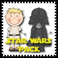 Free Star Wars Pack - Over 65 pages of activities for ages 2 to 7. - 3 Dinosaurs
