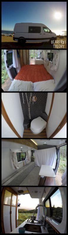 5 Most Inspiring DIY Camper Van Conversion to Make Your Road Trips Awesome / FresHOUZ.com