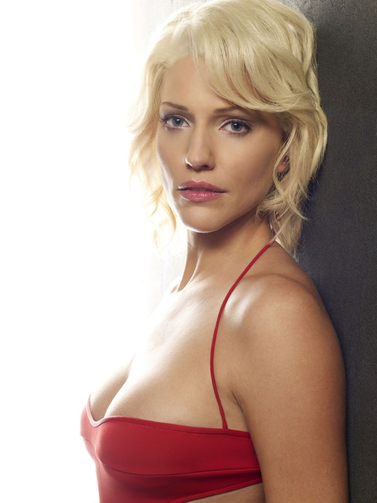 Tricia Helfer as Number Six - Battlestar Galactica