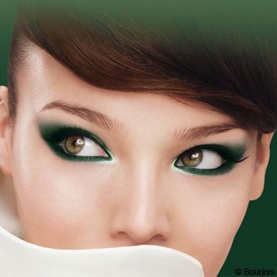 My Make up Fard vert chez Bourjois