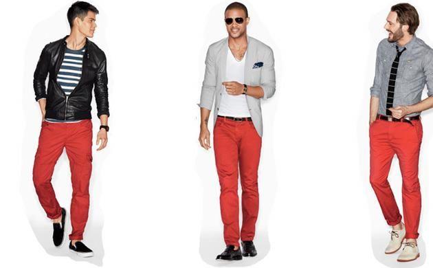 Какие штаны нужно носить под туфли мужчинам
