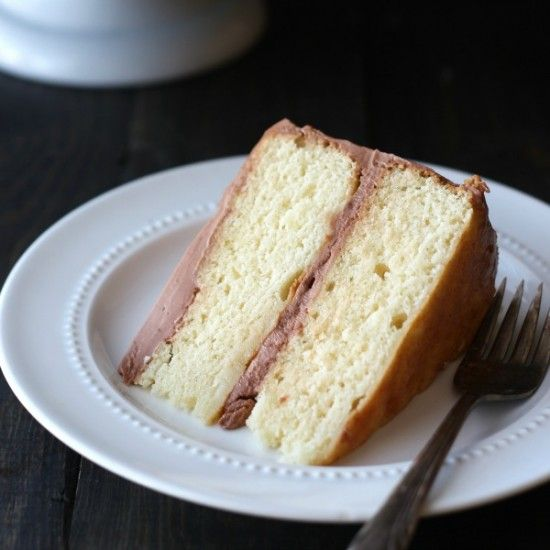 Best Birthday Cake from handletheheat.com