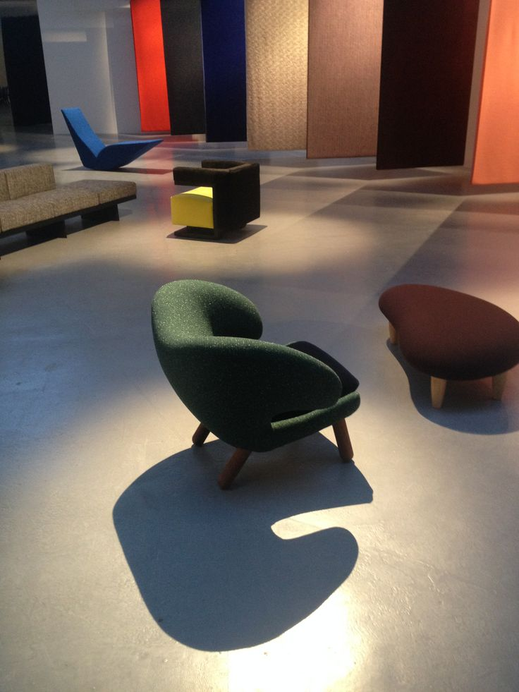 The launch of Kvadrat/Raf Simons.